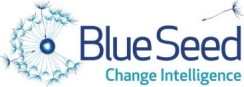 Blue Seed Logo from Chantal